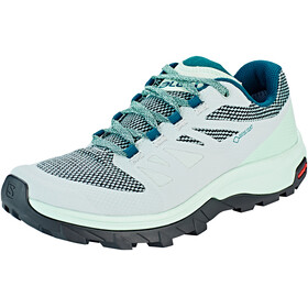 Salomon W's Outline GTX Shoes pearl blue/icy morn/reflecting pond